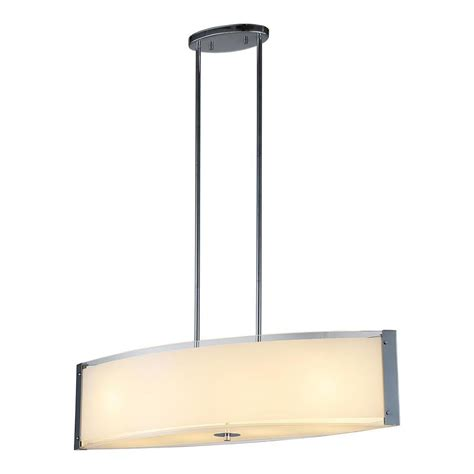 Ove Decors by Shop Ove Decors Bailey 32 0 In Chrome Linear Cylinder Led