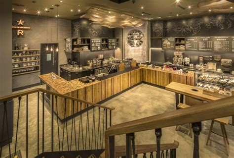 Unique House Plans One Story starbucks continues upscale surge with splashy china