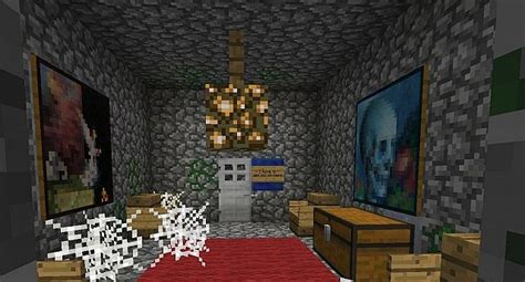 how many rooms are in a castle castle of puzzles minecraft project