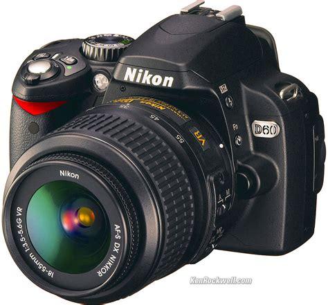 Kamera Canon Dslr D60 nikon d60 autofocus settings