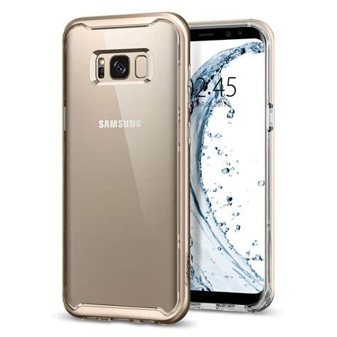 Spigen Samsung Galaxy S8 Neo Hybrid Sgp 565cs21603 Gold Maple spigen 174 neo hybrid 565cs21603 samsung galaxy s8 gold maple spaceboy