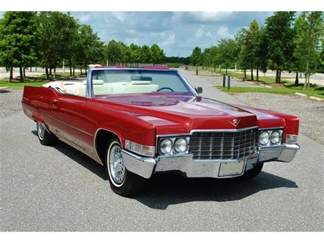 69 cadillac coupe for sale 1969 cadillac for sale on classiccars 7