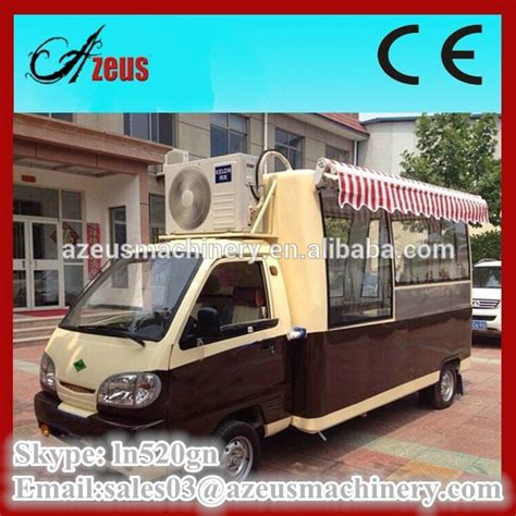 camion cuisine mobile mobile catering vans camion food truck a vendre