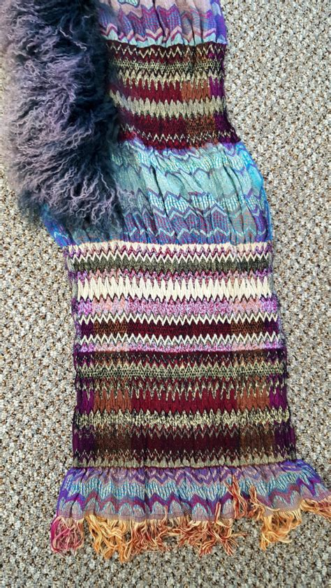 Handmade Wool Scarves - beautifully canadian jean crisan handmade wool scarf with
