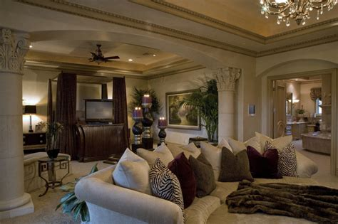 Master Bedroom Suite Design Ideas Photos Master Suite Mediterranean Bedroom Las Vegas By