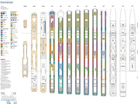 deck plans britannia deck plan deck plans and designs cruise ship deck plans mexzhouse
