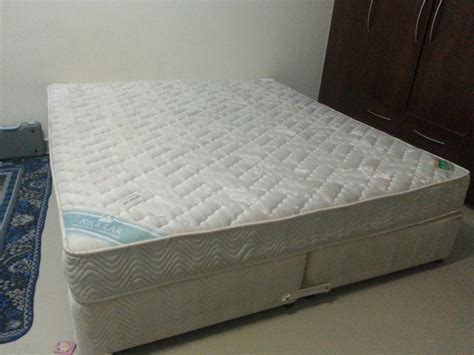 archive king size bed with mattress for sale lagos island