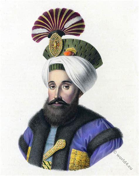 ottoman emperor sultan mahmud i emperor of the ottoman empire costume