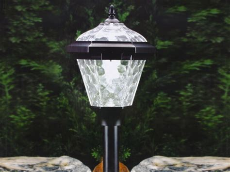 westinghouse mini solar holiday christmas garden outdoor pathway light westinghouse 4 adonia solar pathlight set