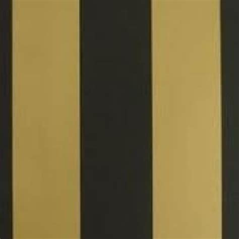 black and gold wallpaper ebay 51790211 black and gold wide stripe wallpaper paste the