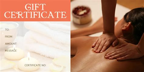 free therapy gift certificate template search results for editable free a gift for you