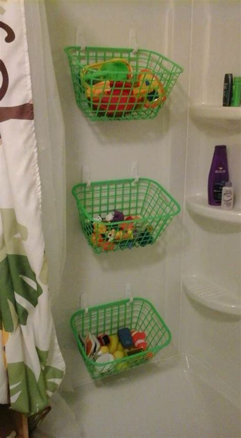 bathroom toy storage ideas 25 best ideas about bath toy storage on pinterest
