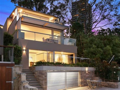 sydney waterfront mansion offers ultimate luxury