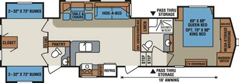 layout of stoneridge mall 17 best ideas about 5th wheel cing on pinterest 5th