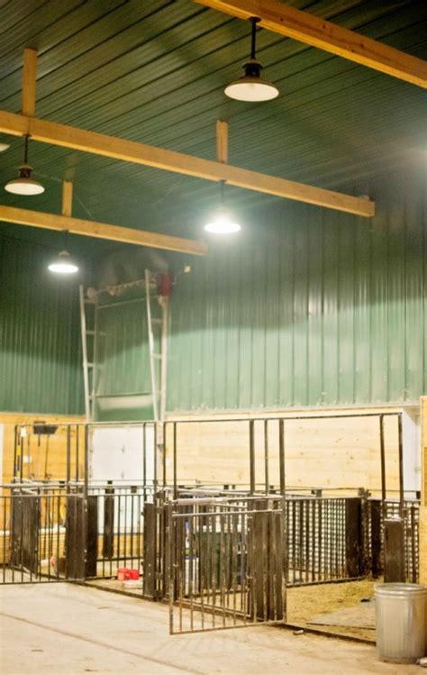 laramie barn lights add traditional touch  metal barn
