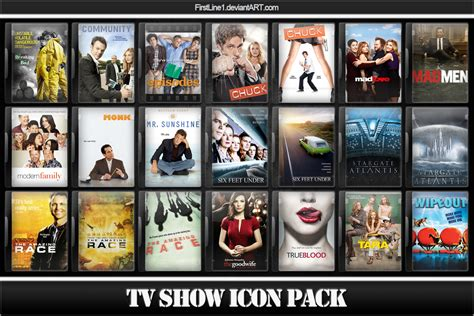 abc show tv show icon pack 5 by firstline1 on deviantart