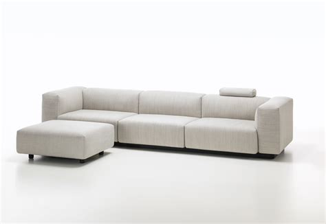 Soft Sectional Sofas Soft Modular Sofa By Vitra Stylepark