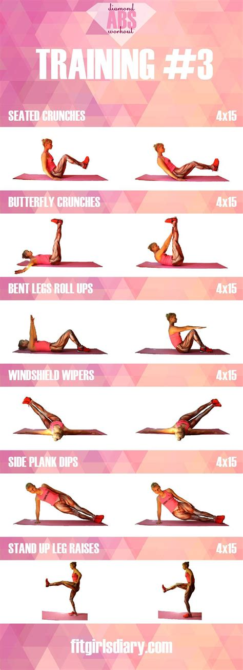 best ab workout for women diamond abs workout collection of the best ab exercises