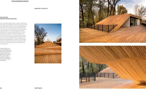 pavillon architektur holz neue pavillons in der architektur medienservice holzhandwerk