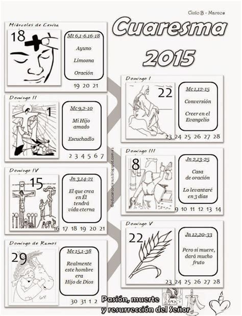 Q Significa El Calendario La Catequesis El De Recursos Catequesis