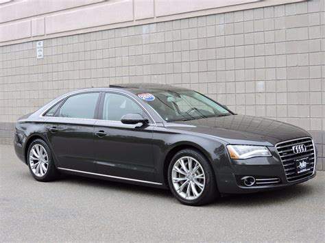 Audi Usa Used Cars by Used 2011 Audi A8 L At Auto House Usa Saugus