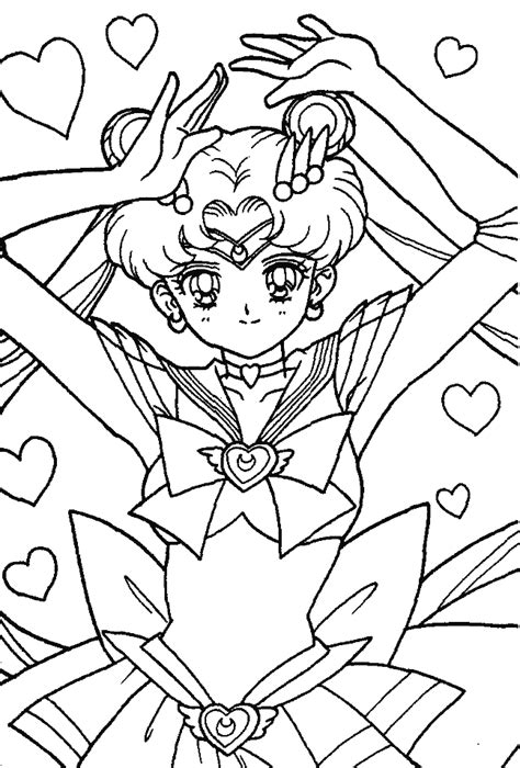pudgy bunny coloring pages pudgy bunny s sailor moon coloring pages