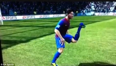 how fifa 12 s physics engine made players do the