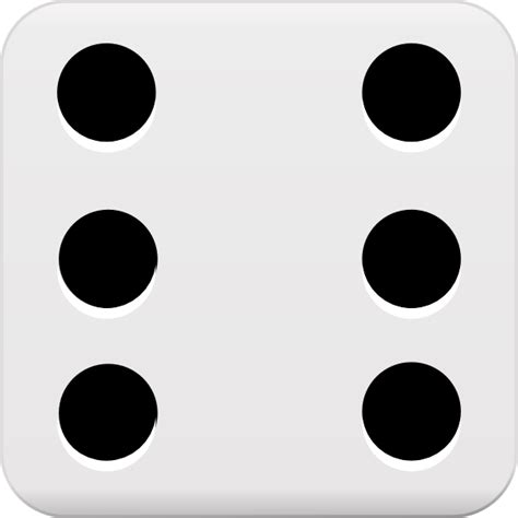 printable dice faces image gallery dice 6 sides