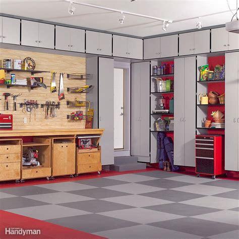 Garage Organization Family Handyman 51 Brilliant Ways To Organize Your Garage Family Handyman