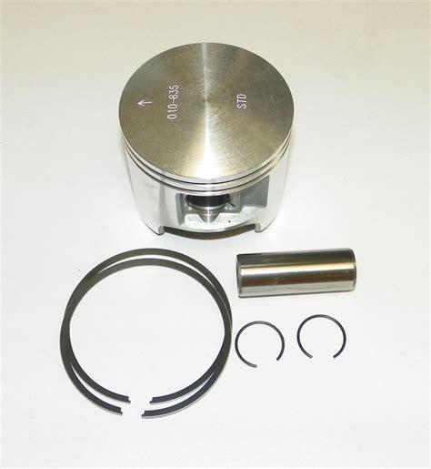 Piston Kawasaki 68mm Shark Pin 16 piston polaris pwc 800 1200cc 84mm 010 835k 76 35 parts reloaded your source for