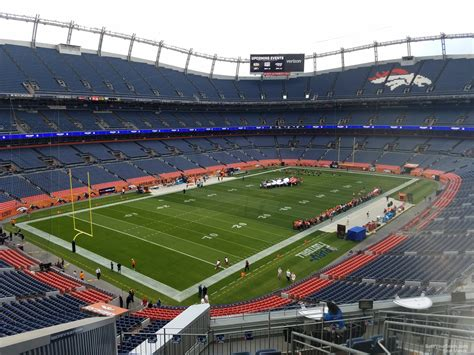 sports authority field sections sports authority field section 346 rateyourseats com