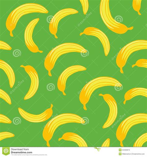 banana wallpaper pattern banana seamless pattern on green background tropical