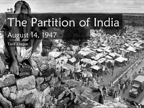 Fallen Book 1 Separation the partition of india