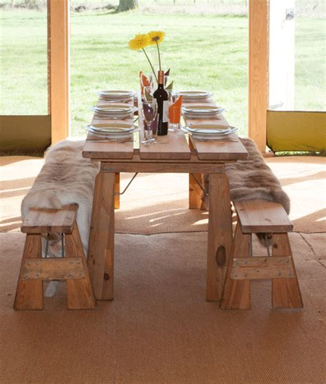 rustic tables and benches rustic wooden benches for hire across yorkshire and lancashire
