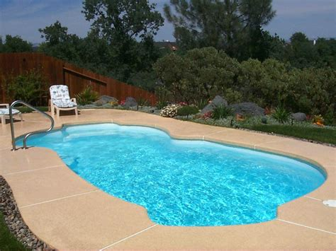 fiberglass swimming pool paint color finish viking blue 6 calm water pools