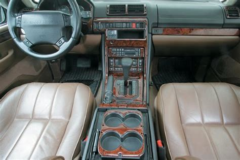 land rover 1999 interior 1996 land rover range rover specifications and photos
