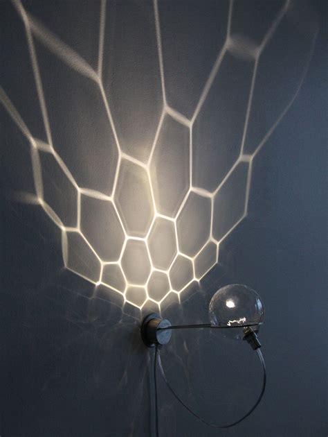 pattern wall lights magica wall l kirsti taiviola design pinterest