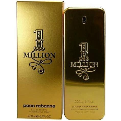 Paco Rabanne One Million 200ml 267 by Profumo Uomo Paco Rabanne One Million 1 Uomo 200 Ml 6 7 Oz