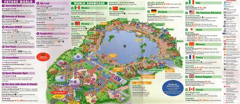 world showcase map epcot world showcase map 2017 image gallery hcpr and
