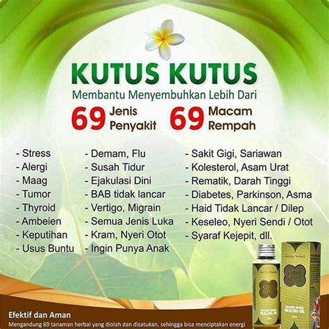 Obat Herbal Untuk Penyakit Batuk Kronis 50 testimoni minyak kutus kutus untuk menyembuhkan