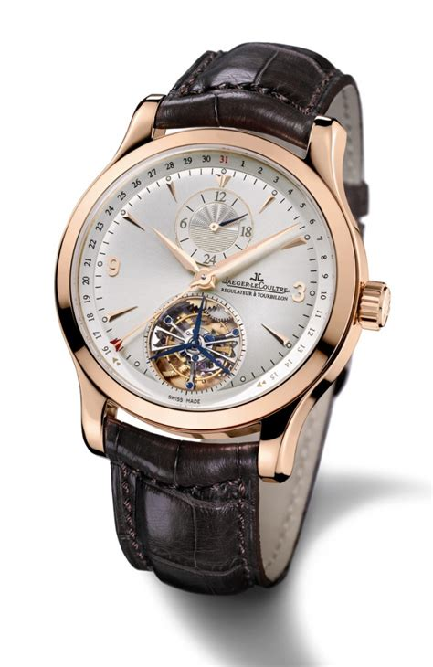 New Watch Arrival: Jaeger LeCoultre Master Grand Tourbillon   King Jewelers