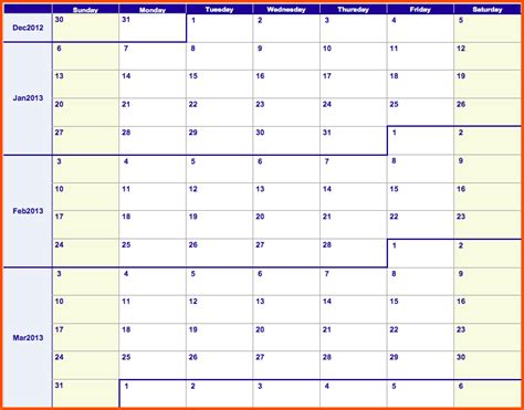 12 Week Calendar Template search results for 2015 calendar with week numbers calendar 2015
