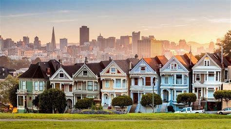 Rowhouses by Visiter San Francisco Tourisme Et Choses 224 Faire
