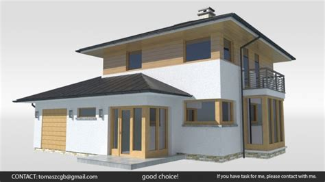 house 3d model free download bambo house free 3d model obj blend fbx free3d