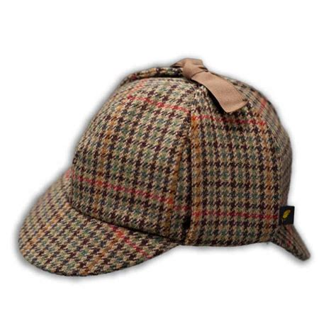 tweed hats deerstalker hats wide brim hats