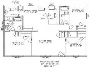 Small Ranch House Floor Plans by Simple Small House Floor Plans Ranch House Floor Plans