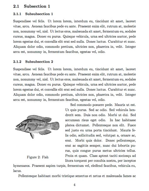LaTeX Templates » Simple Sectioned Essay