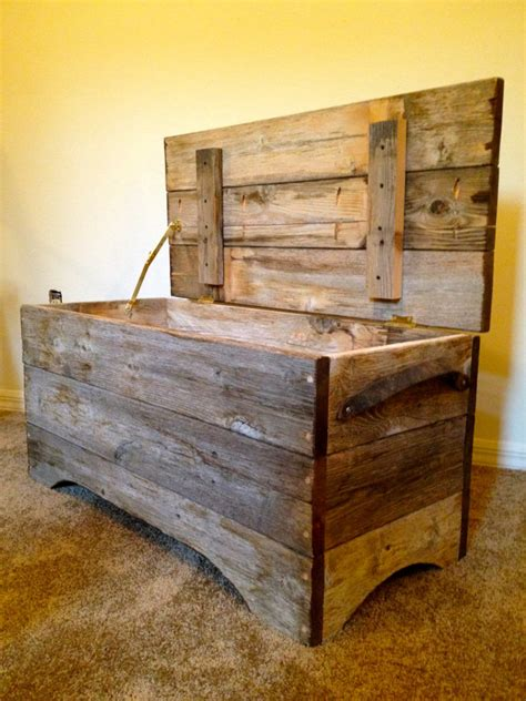 reclaimed wood bench etsy reclaimed barn wood storage bench on etsy 75 00 ikea