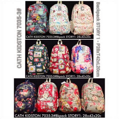 Tas Backpack Wanita Premium Rcmni 01 menjual tas kipling kualitas dan premium dengan harga terjangkau cath kidston 7035 3