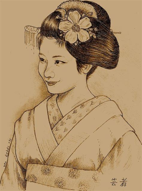 japanese geisha drawings 17 best ideas about geisha drawing on pinterest japanese